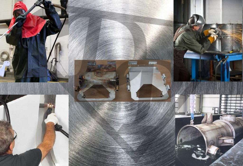 Decapaggio acciaio inossidabile - metodi di decapaggio