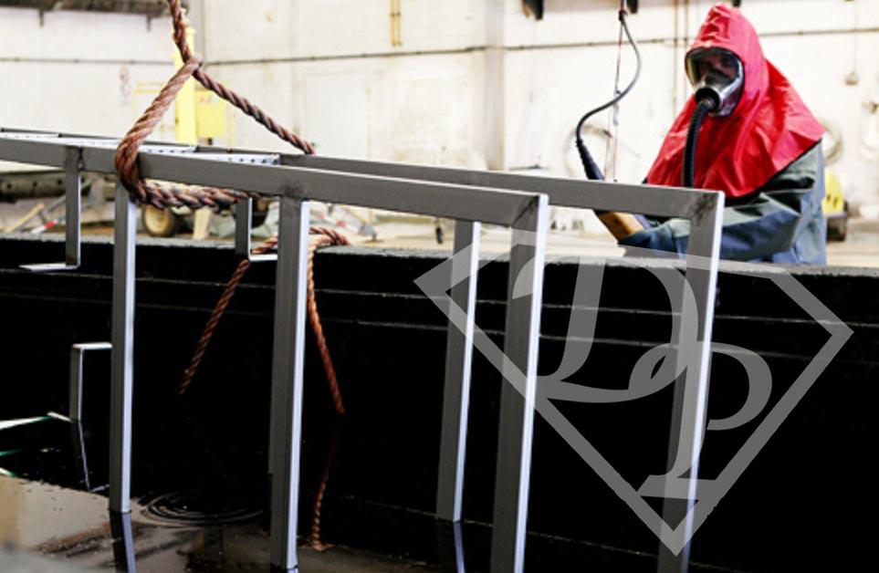 Decapaggio chimico degli acciai inossidabili - in vasca