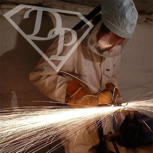 Decapaggio meccanico degli acciai inox