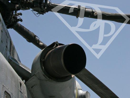 Passivazione inossidabile aerospace - Scarichi heli inox