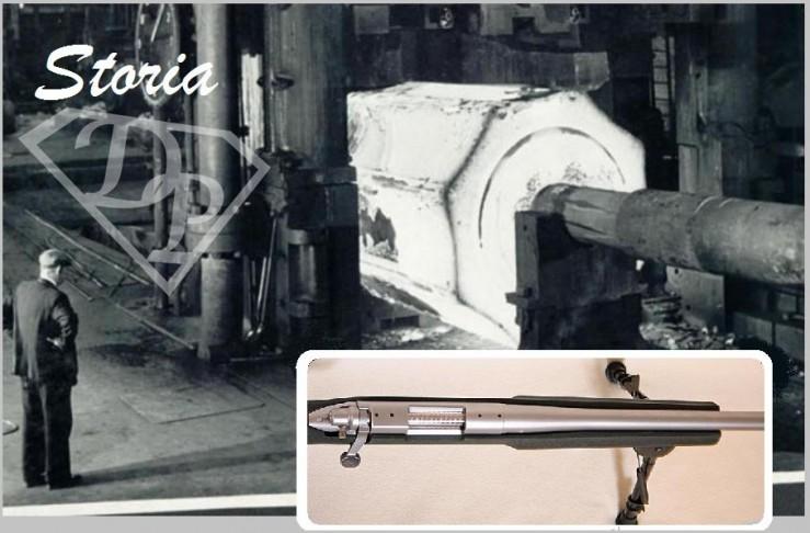 Come è nato l'acciaio inox
