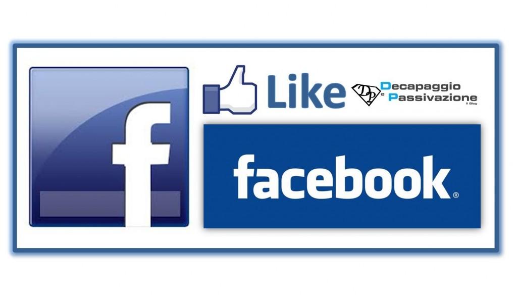 Decapaggio e Passivazione Acciaio - Facebook like