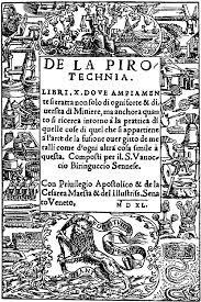 De La Pirotechnia