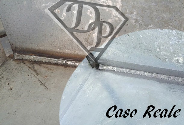 Inox Stainless 430 AISI weld cleaning passivation