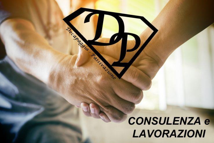 DECAPAGGIO PASSIVAZIONE CONSULENZA E LAVORAZIONI INOX